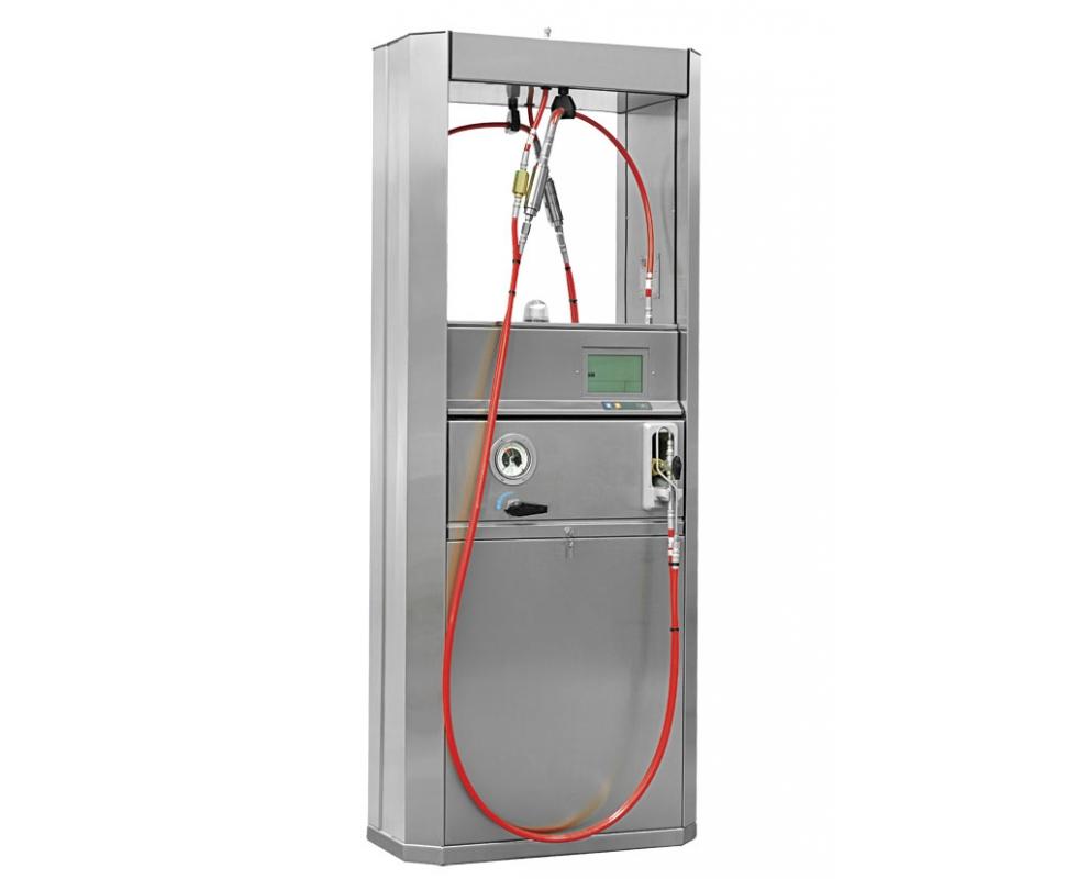 Топливораздаточная колонка. ТПК. Заправка метаном. Заправка газом. Оборудование, компоненты и запчасти для АГНКС. Заправочные шланги. Дистанционное управление.