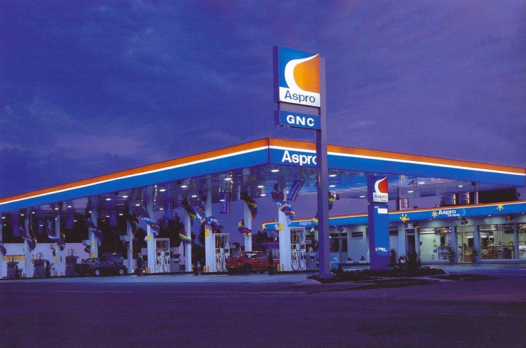 АГНКС. Автомобильная газонаполнительная компрессорная станция. CNG station. Метановая заправка. Газовая заправка.
