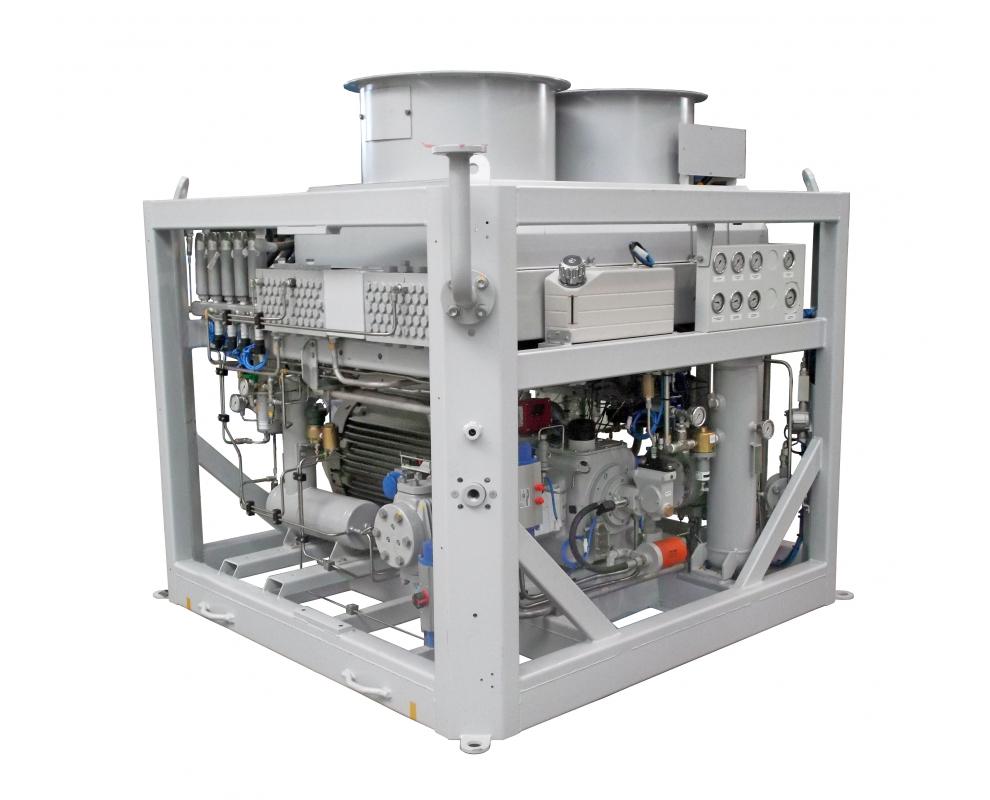 Компрессорная система. Заправка КПГ. Оборудование, компоненты и запчасти для АГНКС. Компрессор для АГНКС. Заправочная станция.