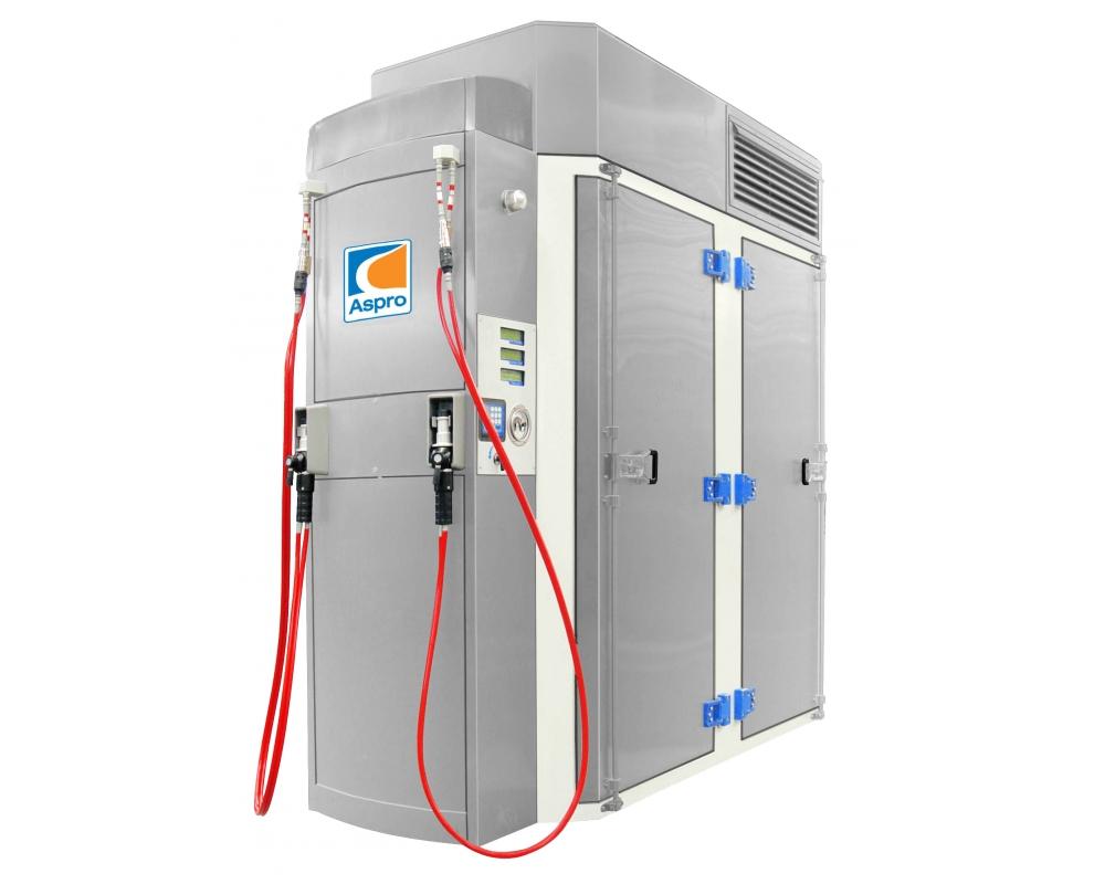 Компрессорная система. Заправка метаном. Оборудование, компоненты и запчасти для АГНКС. Функциональный компрессор. Традиционные заправочные станции.