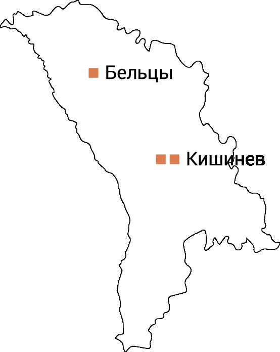 Сеть АГНКС, оборудование для АГНКС, АГНКС в Молдове, карта АГНКС