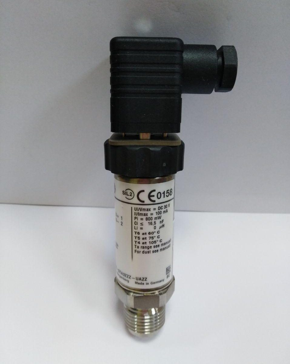 Pressure transmitter - IS-3 - WIKA