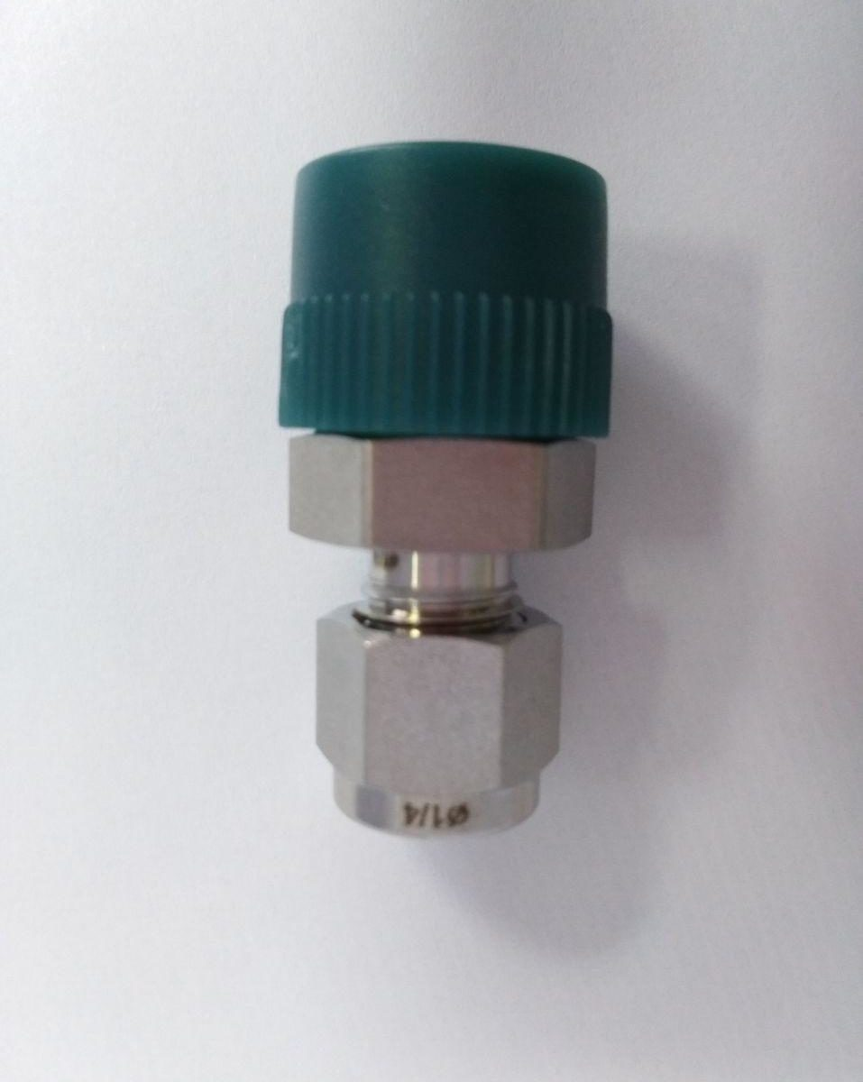 "1/4"" NPT x 3/8"" OD Male Connector"