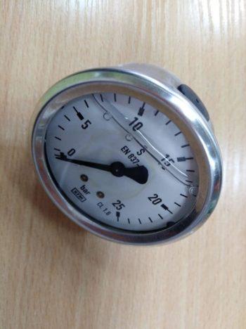 Pressure gauge 213.53.063 (0...25) bar