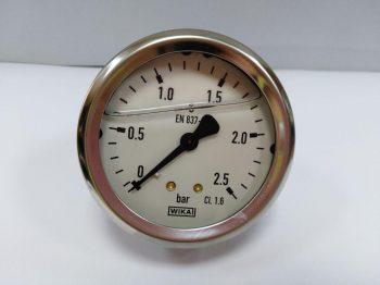 Pressure gauge 213.53.063 (0...2,5) bar
