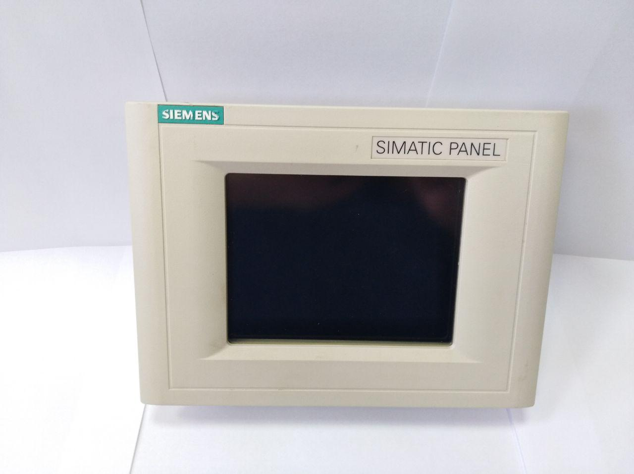 SIMATIC Touch Panel TP170B Color