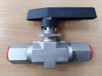 "Two-way ball valve 1/2"" NPT"