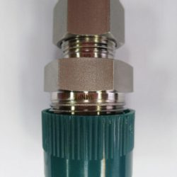 """1/2"""" OD x 3/4"""" NPT Male Connector"""