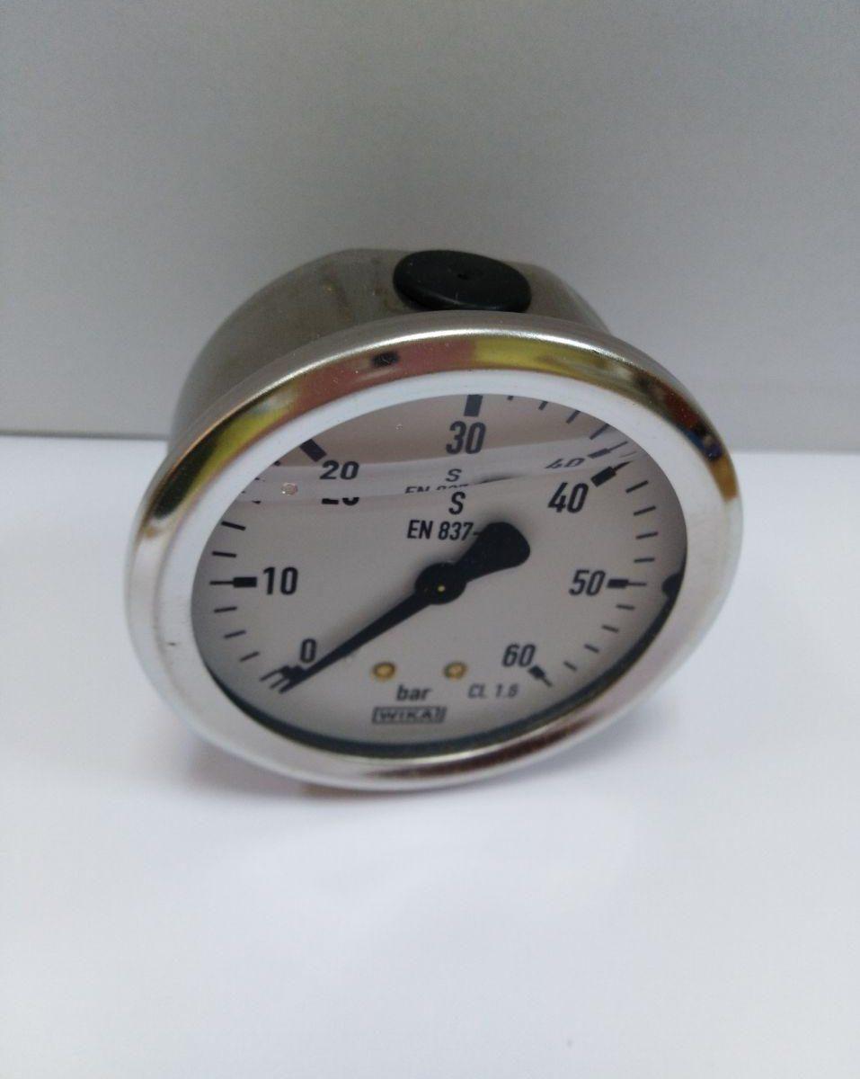 Pressure gauge 213.53.063 (0...60 bar)