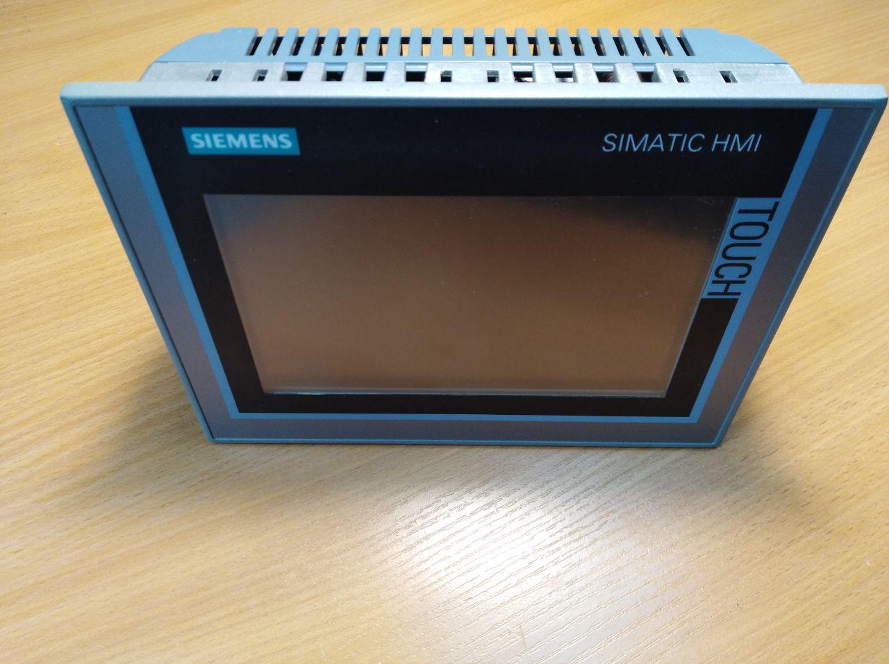 OPERATOR PANEL SIMATIC HMI 6AV2124-0GC01-0AX0